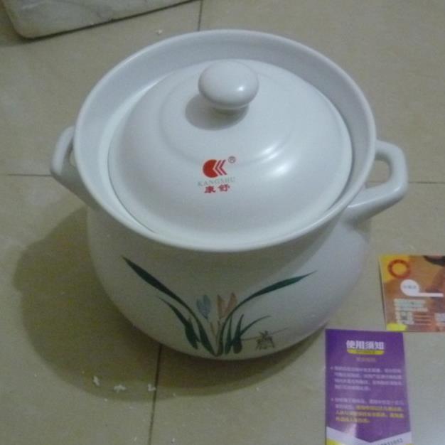 【HH0429】晒积分兑换的砂锅