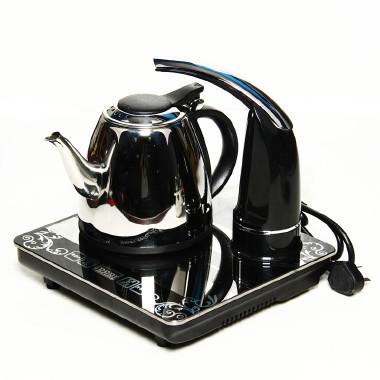 电热烧水壶 自动抽水